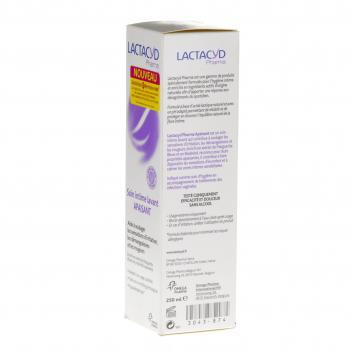 LACTACYD Soin intime lavant apaisant flacon 250ml - Illustration n°3
