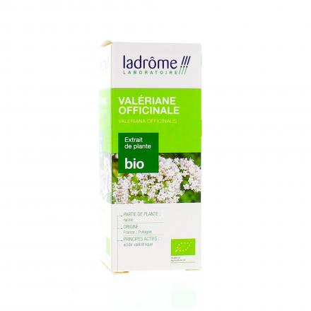 LADRÔME Valériane Officinale bio flacon 50ml - Illustration n°1