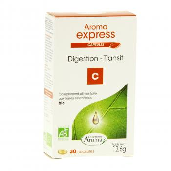 LE COMPTOIR AROMA Aroma express digestion 30 capsules