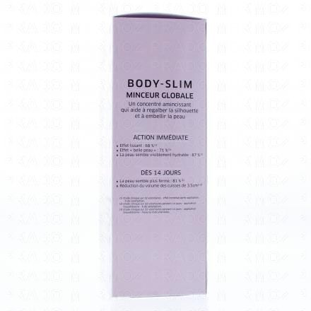 LIERAC Body-Slim minceur globale concentré amincissant embellisseur & regalbant lot de 2 tubes 200ml - Illustration n°3