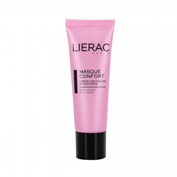 LIERAC Masque confort crème onctueuse hydratante tube 50ml - Illustration n°1