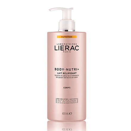 LIERAC Body nutri + lait relipidant 400ml