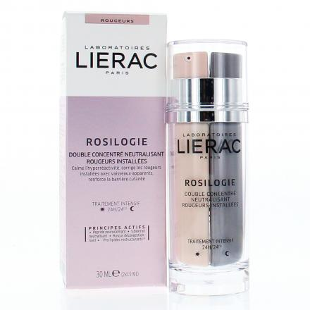 LIERAC Rosilogie Double concentré neutralisant flacon 30ml - Illustration n°2