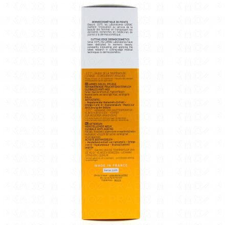 LIERAC Sunissime Lait Réparateur Réhydratant Anti-âge global 150ml - Illustration n°3