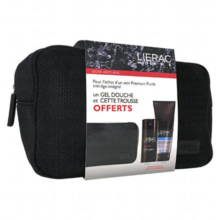 LIERAC Trousse Soin Anti-Age Homme