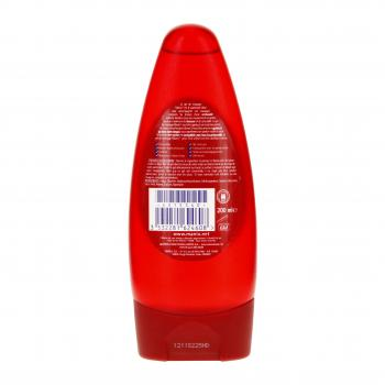 MANIX Gel de massage gourmand à la fraise flacon 200 ml - Illustration n°2