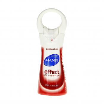 MANIX Gel lubrifiant effect flacon 50 ml