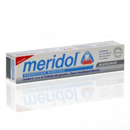 MERIDOL Dentifrice protection des gencives & blancheur - Illustration n°1
