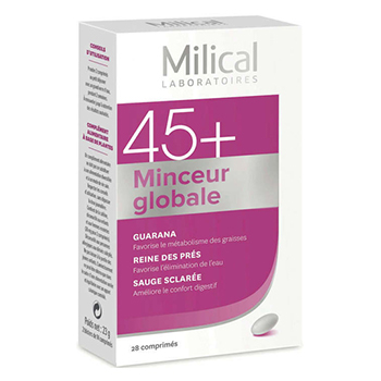 MILICAL 45+ minceur globale