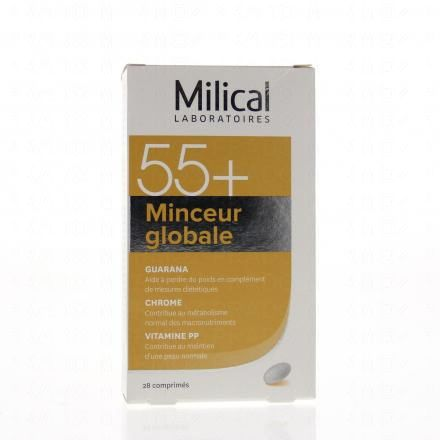 MILICAL 55+ Minceur globale