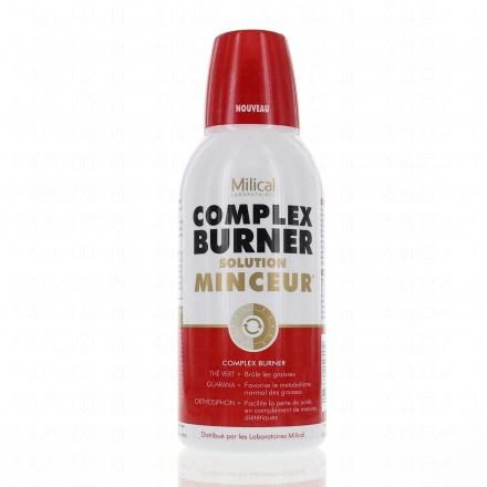 MILICAL Complex burner solution minceur
