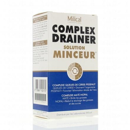 MILICAL Complex drainer solution minceur