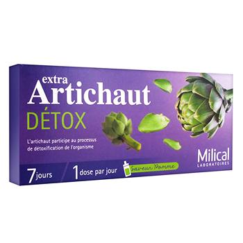 MILICAL Extra artichaut détox 7 jours - Parapharmacie en