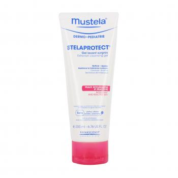 MUSTELA Dermo-pédiatrie stelaprotect gel lavant flacon 200ml