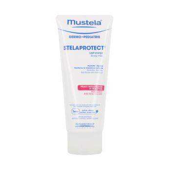 MUSTELA Dermo-pédiatrie stelaprotect lait corporel hydratant tube 200ml - Illustration n°1