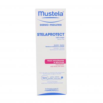MUSTELA Dermo-pédiatrie stelaprotect lait corporel hydratant tube 200ml - Illustration n°2