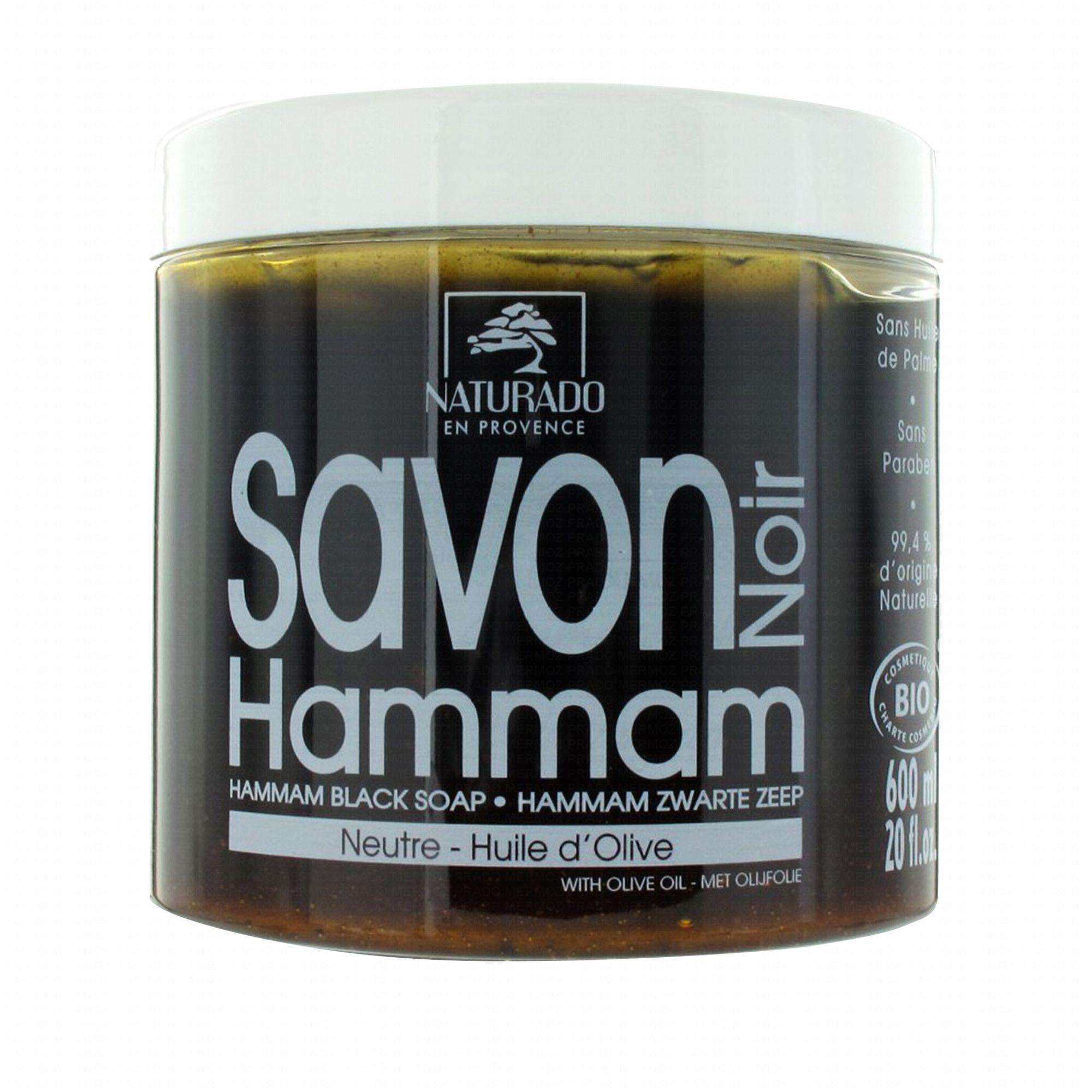 naturado savon noir hammam bio pot 600ml parapharmacie en ligne prado mermoz. Black Bedroom Furniture Sets. Home Design Ideas