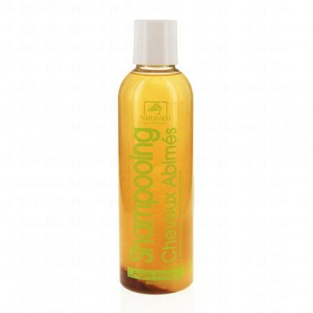 NATURADO Shampooing cheveux abîmés bio flacon 200ml  - Illustration n°1