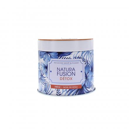 NATURA FUSION Infusion détox pot 100g - Illustration n°1