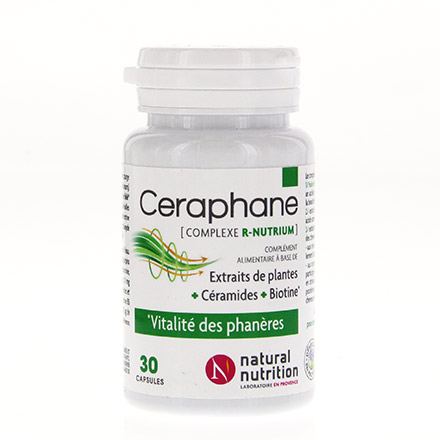 NATURAL NUTRITION Ceraphane (30 capsules)