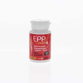NATURAL NUTRITION Epp forti 4 (30 gélules)