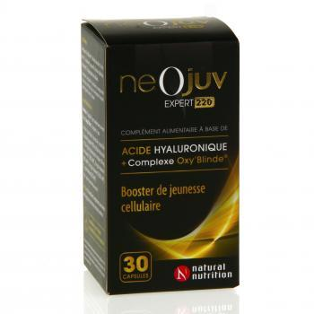 NATURAL NUTRITION Neojuv Expert 220 flacon 30 capsules  - Illustration n°1