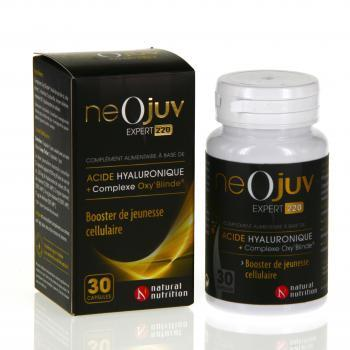 NATURAL NUTRITION Neojuv Expert 220 flacon 30 capsules  - Illustration n°2