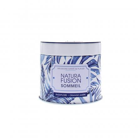 NATURA FUSION Infusion sommeil pot 100g - Illustration n°1