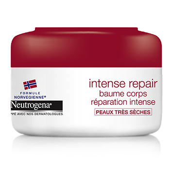 NEUTROGENA Intense Repair baume corps réparation intense