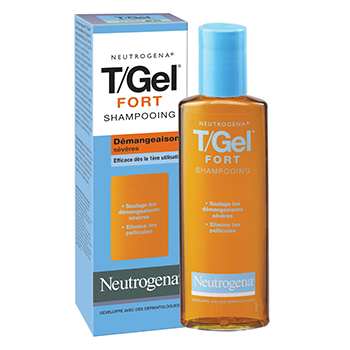 NEUTROGENA T/gel fort shampooing (flacon 125ml)