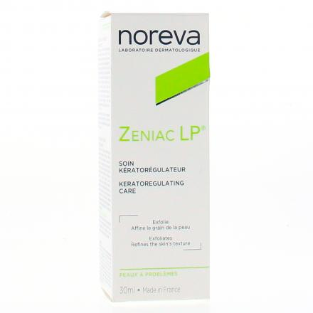 NOREVA Zeniac LP soin kératorégulateur tube 30ml - Illustration n°1