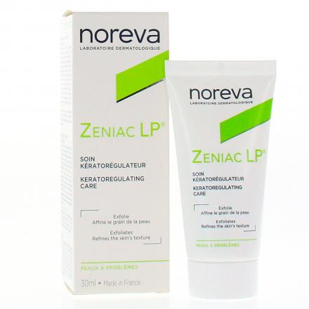 NOREVA Zeniac LP soin kératorégulateur tube 30ml - Illustration n°2