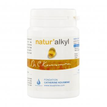 NUTERGIA Natur�alkyl 90 capsules