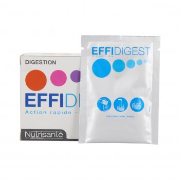 NUTRISANTÉ Effidigest ventre plat 12 sachets - Illustration n°2