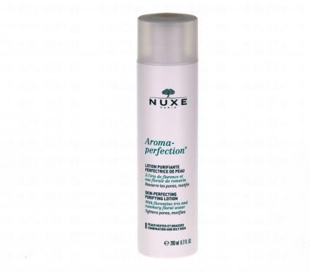 NUXE Aroma perfection lotion purifiante perfectrice de peau flacon 200ml