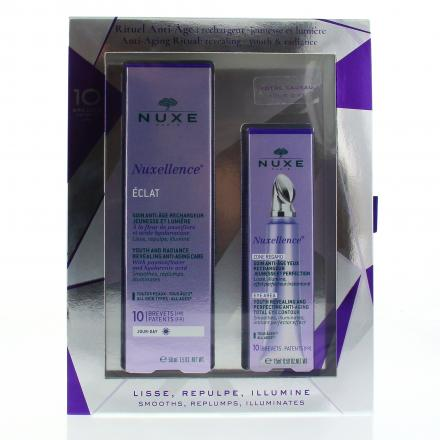 "NUXE Coffret Nuxellence ""rituel anti-âge"" - Illustration n°1"