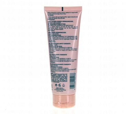 NUXE Gel démaquillant fondant tube 125ml - Illustration n°2
