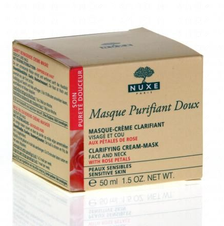 NUXE Masque purifiant doux pot 50ml - Illustration n°1
