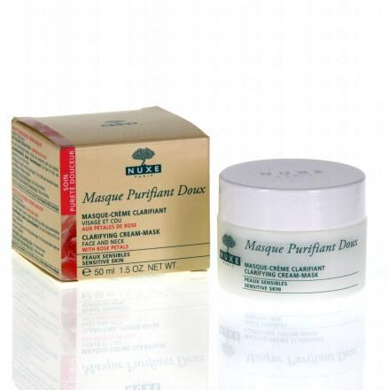 NUXE Masque purifiant doux pot 50ml - Illustration n°2