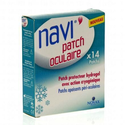 Navipatch oculaire