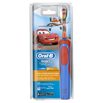 ORAL-B Stages Power Cars