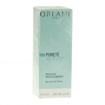 ORLANE Pureté masque rééquilibrant tube 75ml - Illustration n°1