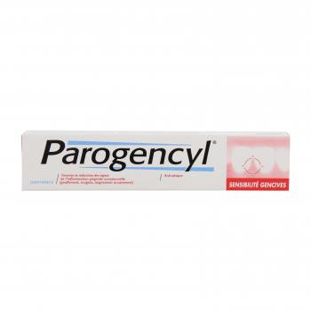 PAROGENCYL Dentifrice sensibilité gencives tube 75ml