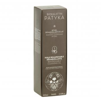 PATYKA Biokaliftin huile remarquable démaquillante bio flacon airless 100ml - Illustration n°1