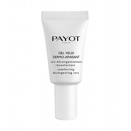 PAYOT Gel yeux dermo-apaisant tube 15ml