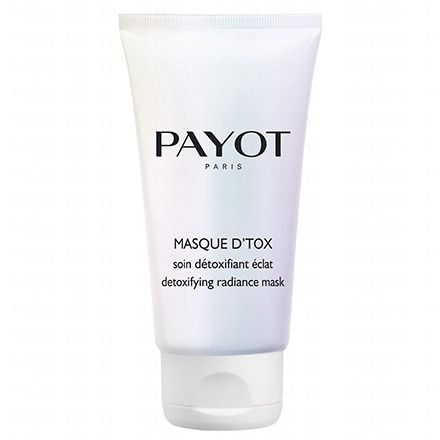 PAYOT Les démaquillantes Masque d'tox tube 50ml