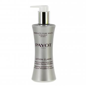 PAYOT Absolute Pure White lotion clarté flacon pompe 200ml