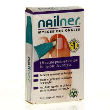 NUTREOV Nailner repair stylet 4ml - Illustration n°1