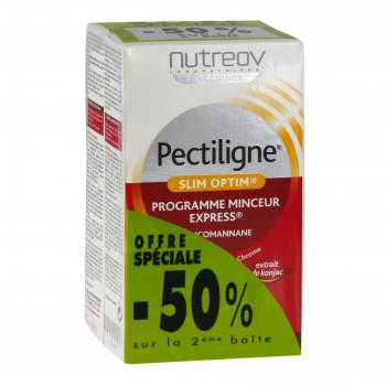 NUTREOV Pectiligne slim optim lot de 2 x 60 gélules