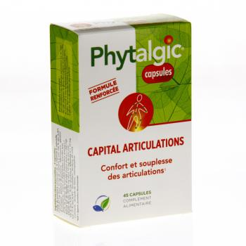 PHYTEA Phytalgic articulation sensibles 45 capsules